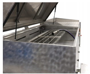 Flexo Wash Plate Washer nozzle