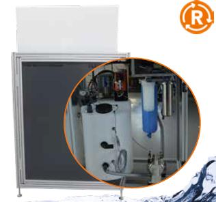 recirculation unit